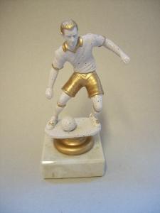 Jalkapallo patsas